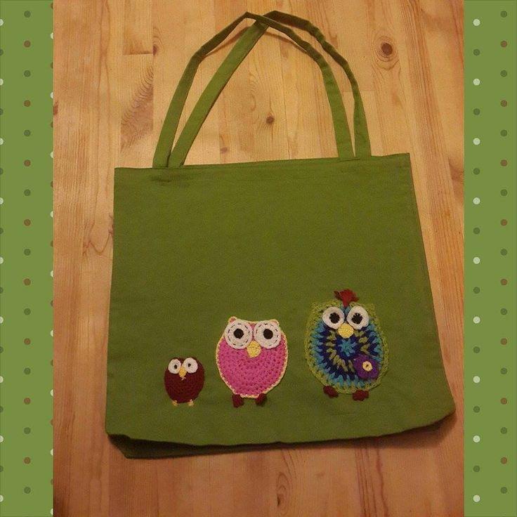 www.facebook/bayanbaykuslar  */*  #amigurumi #amigurumilove #owl #baykus #cute #sweet #lovely #handmade #orgu #elisi #craft #rengarenk #TagsForLikes #vsco #vscocam #kece #keçe #bag #crochet #handbag #bezçanta #çanta #dikiş #shabby #rain #love #summer #green #latergram
