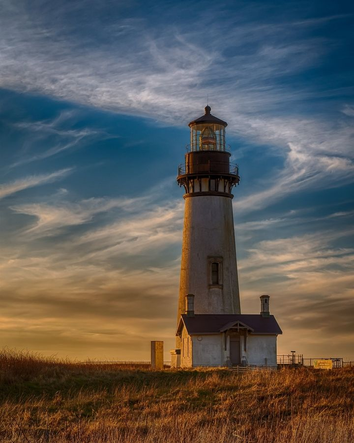 Yaquina Head Lighthouse u2013 Newport Oregon u2013