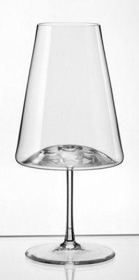 Ručne robené poháre na víno - Leo 420 ml