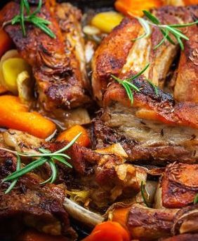 Unbelievable Slow Cooker Recipe: Beer-Infused Slow-Cooked Pork Belly | 12 Tomatoes