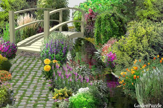 somewhere - GardenPuzzle - online garden planning tool