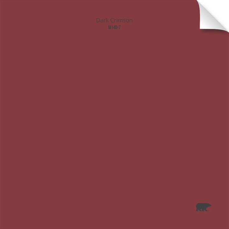 Behr 6 1 2 In X 6 1 2 In M140 7 Dark Crimson Matte Interior Peel And Stick Paint Color Sample Swatch Pnshd002 The Home Depot Pink Paint Colors Red Paint Colors Behr Paint Colors
