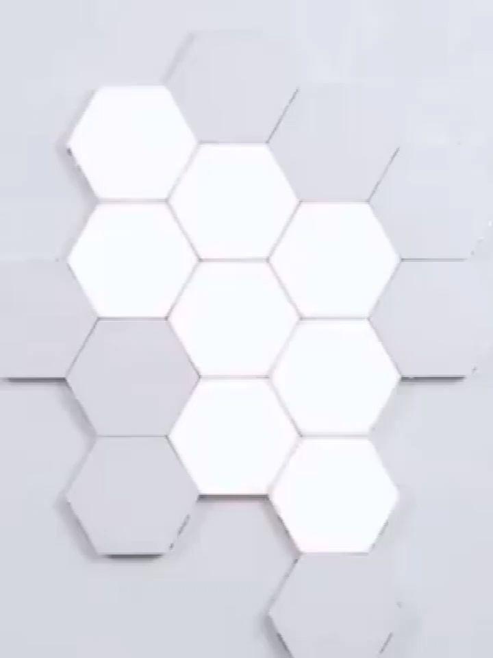 Super Creative Modular Touch Light