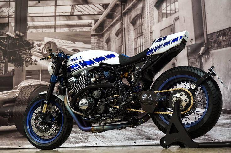Yamaha XJR1300 Ronin od Motorrad Klein » MOTOHOUSE.CZ