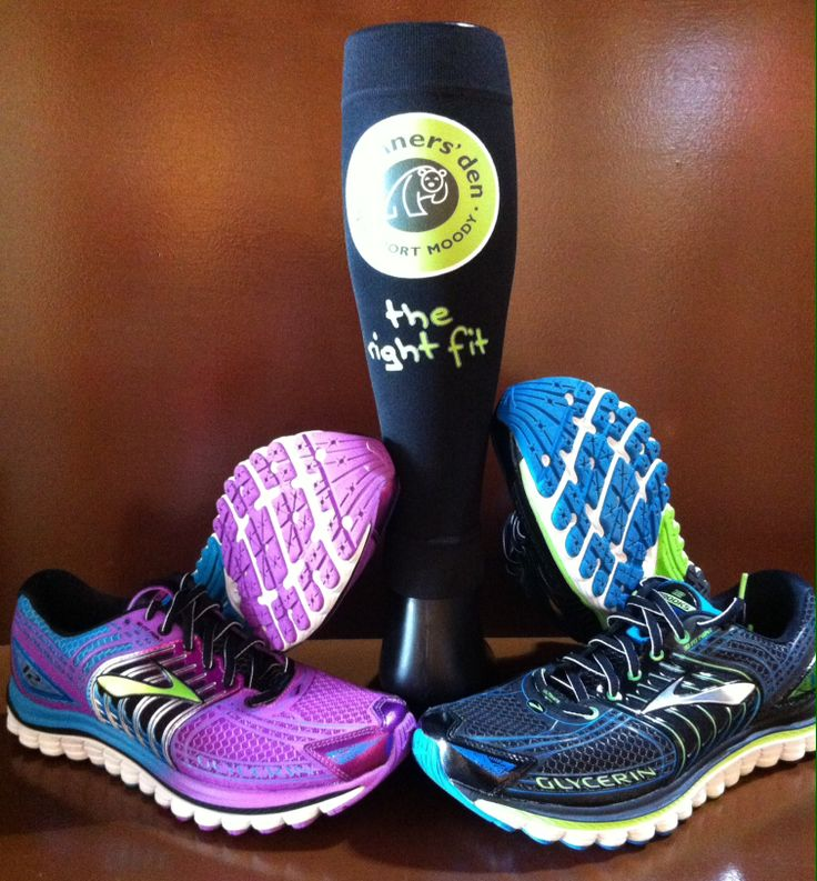 The new Brooks Glycerin 12 just got in store! Come check it out!