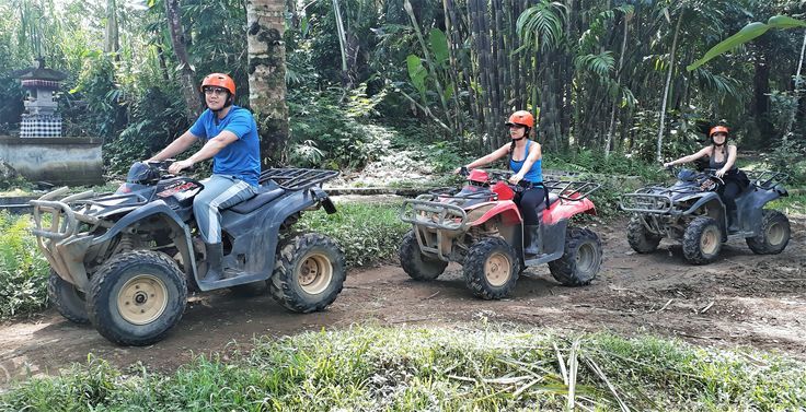 Ubud village for Bali ATV ride Ubud #ubud #adventure #nature #traveling #travelblog #fun
