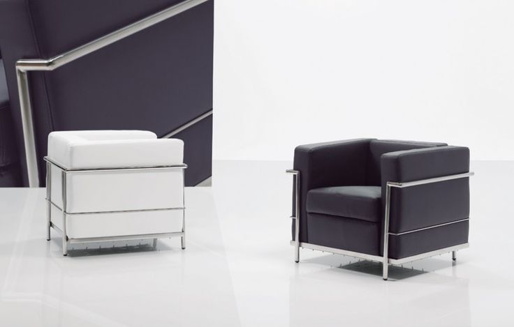 Armchair Black White Sillones Y Sof 225 S Armchairs