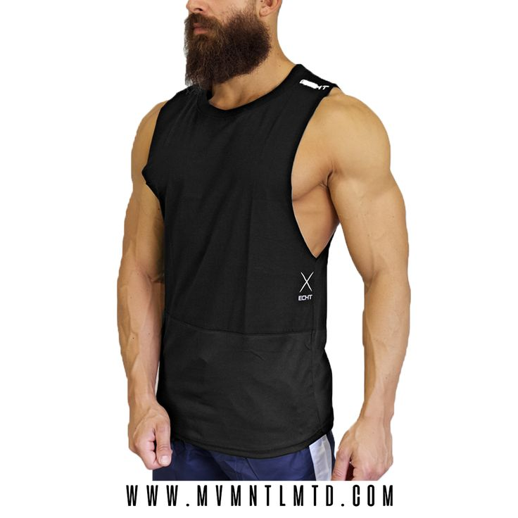 FT. the ECHT DUAL MESH MUSCLE TOP – Lightweight and breathable – Quick Dry: Functions as a fast absorption fabric – Excellent mobility: low cut armhole design for ease of movement  ———————————- ✅Follow Facebook : mvmnt.lmtd Worldwide shipping  mvmnt.lmtd@gmail.com __________________________________ Fitness Gym Motivation Healthy Workout Bodybuilding Fitspo Yoga Abs Weightloss Muscle Exercise Fitnessmodel Squats