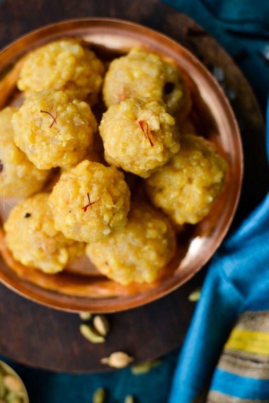 Boondi Laddu | Step by Step Recipe | kurryleaves