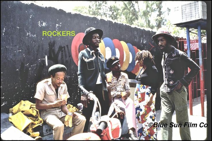 "SCREENSHOT FROM ""ROCKERS"""