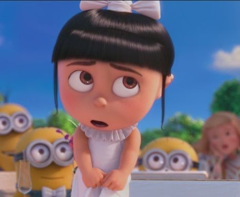 *AGNES ~ Despicable Me This is my best it can't get beta
