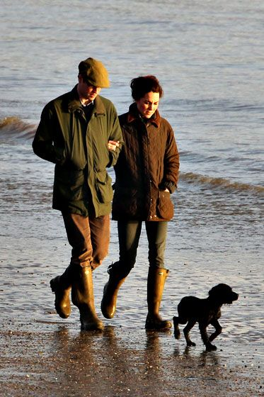 January 24, 2012  Where: On the beach in Anglesey, Wales.