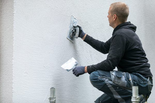 How To Install Siding Over Stucco Walls Stucco Walls Decorative Plaster Stucco Exterior