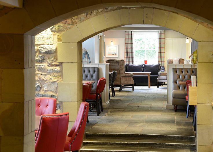 Gastro Pub | The Three Fishes interior design by Ward Robinson | Ribble Valley