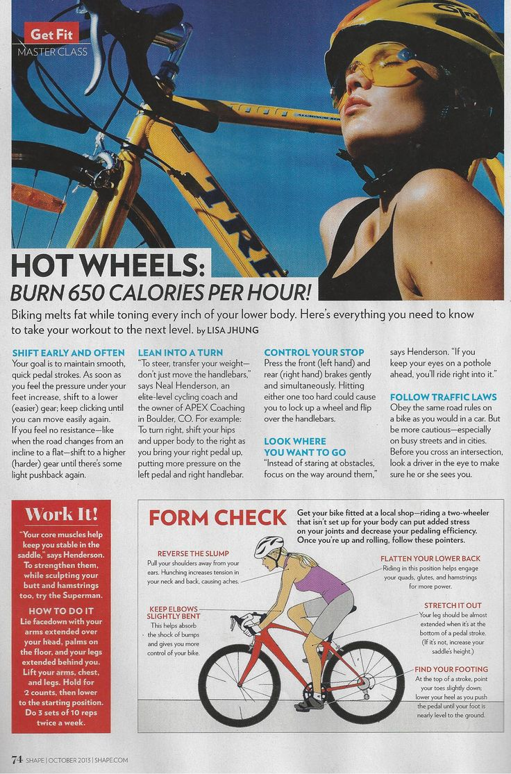 Balanced fitness and cycling signal mountain - Outdoor Cycling Tips From Neal Henderson Apex Coaching In Shape Magazine Www Brooklynfitchick