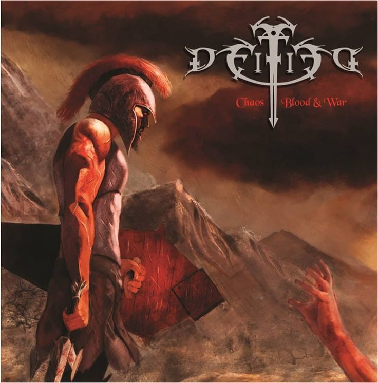 DEIFIED – Chaos, Blood & War (E.P.)