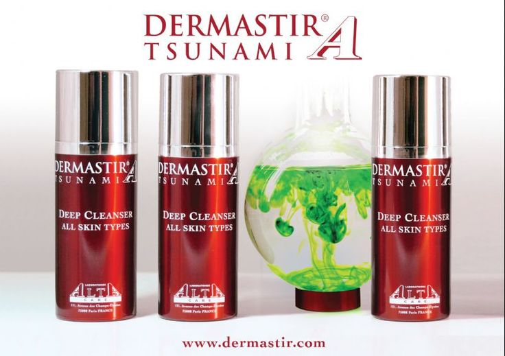 Dermastir Tsunami gives a deep cleaning to your skin! For more info: altacare.com  #dermastir #luxury #tsunami #skincare #cleansers #love #beauty #skincareproduct #luxuryskincare #luxurybrand #altacare #altacarelaboratoires #madeinfrance