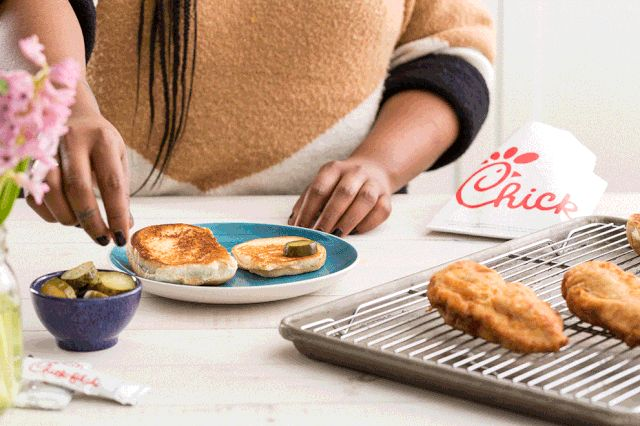 This Copycat Chick-fil-A Chicken Sandwich Is Better Than the Real Thing  - Delish.com