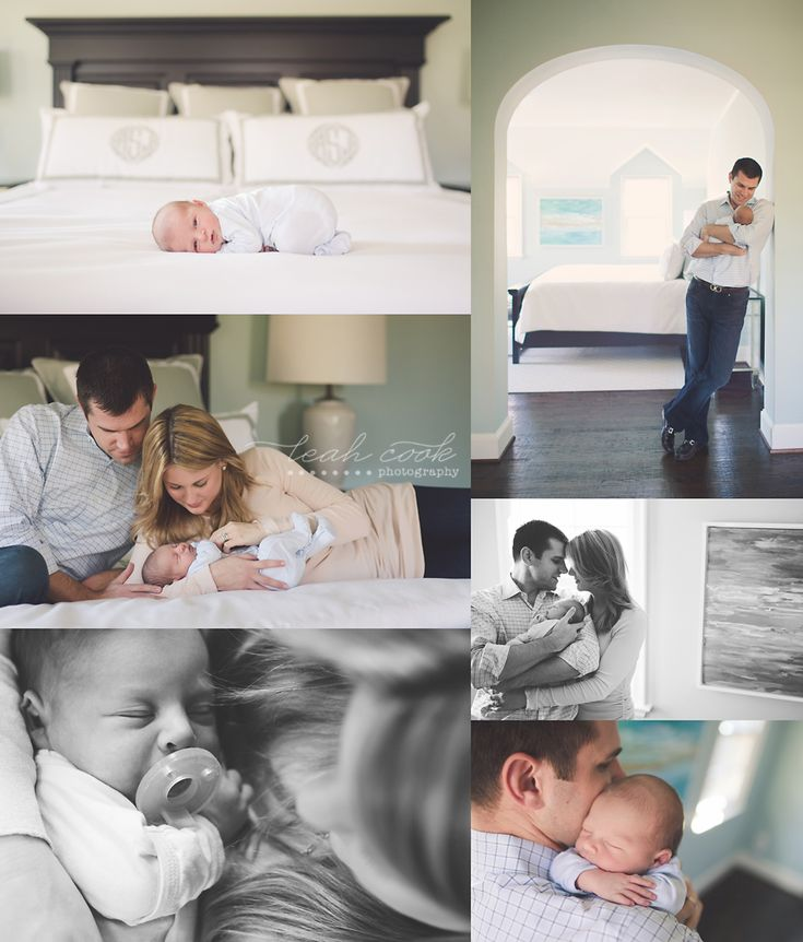 Leah cook photography new baby inspiration shots