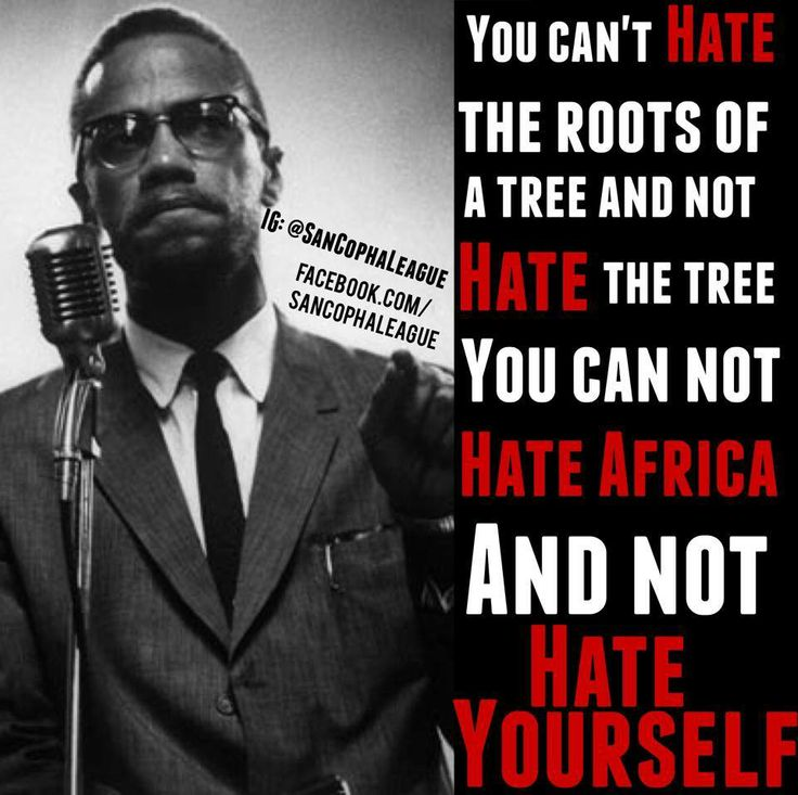 African Roots Quotes: 17 Best Images About Malcolm X. On Pinterest
