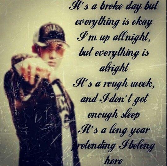 Eminem ° It's O.K