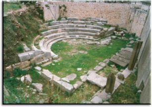 Small Theater Amvrakia/ Μικρό Θέατρο Αμβρακίας
