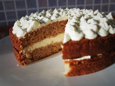 Ручной уголок: Торт Колибри / Hummingbird cake