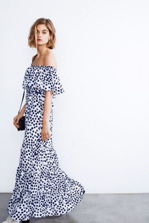 17 Cute And Elegant Outfits To Wear To A Bridal Shower