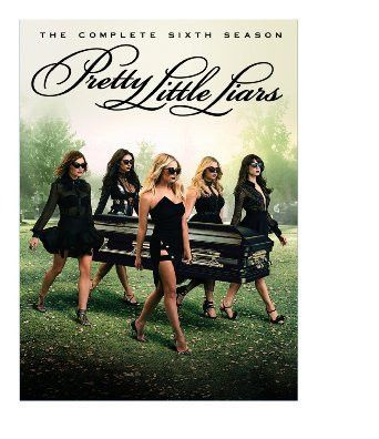 Pretty Little Liars Season 6 (DVD)