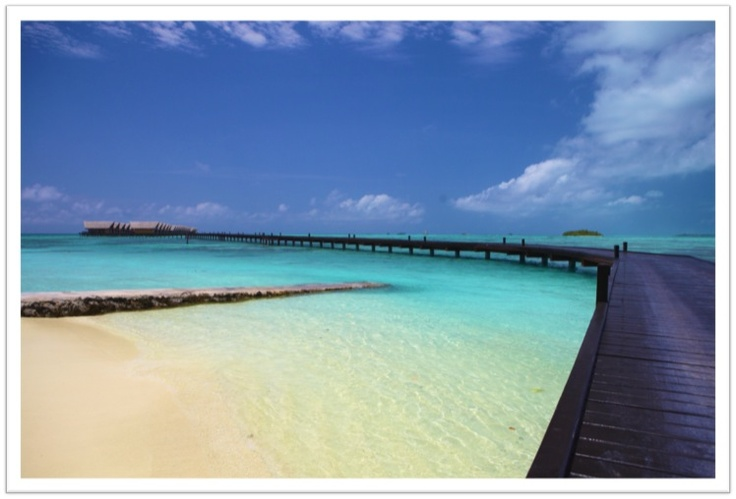 Adaaran Hudhuranfushi, Maldives