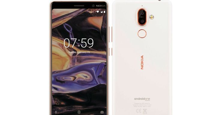 New renders reveal the upcoming Nokia 7 Plus and Nokia 1  Notable leaker Evan Blass has revealed images of the upcoming Nokia 7 Plus and Nokia 1 in several tweets. The Nokia 7 Plus will be HMD Globals first Android One device and is expected to debut at MWC with the entry-level Nokia 1 at the end of this month. Android One devices run an unmodified version of Googles mobile OS meaning less bloatware and (hopefully) more frequent software updates.  The image of the Nokia 7 Plus shows a white…