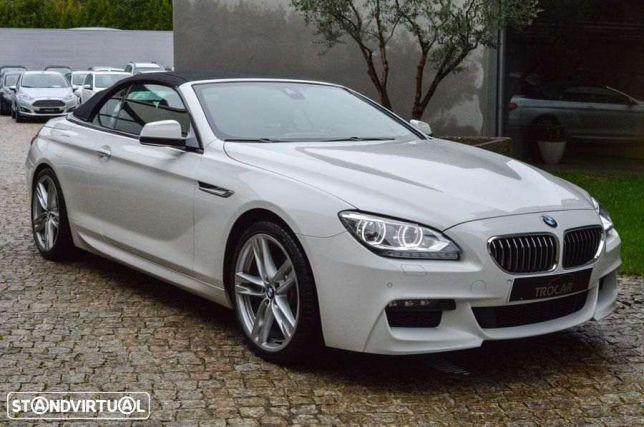 BMW 640 d Pack M preços usados