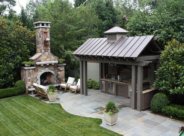 17 Best ideas about Covered Outdoor Kitchens – Outdoor Covered Kitchens