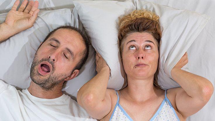 Dental device helps sleep apnea patients