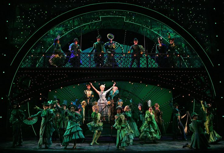 Wicked Movie Confirmed! Release Date Planned for 2016!