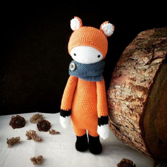 Amigurumi Forest Animals : 1000+ images about lalylala on Pinterest Amigurumi doll ...