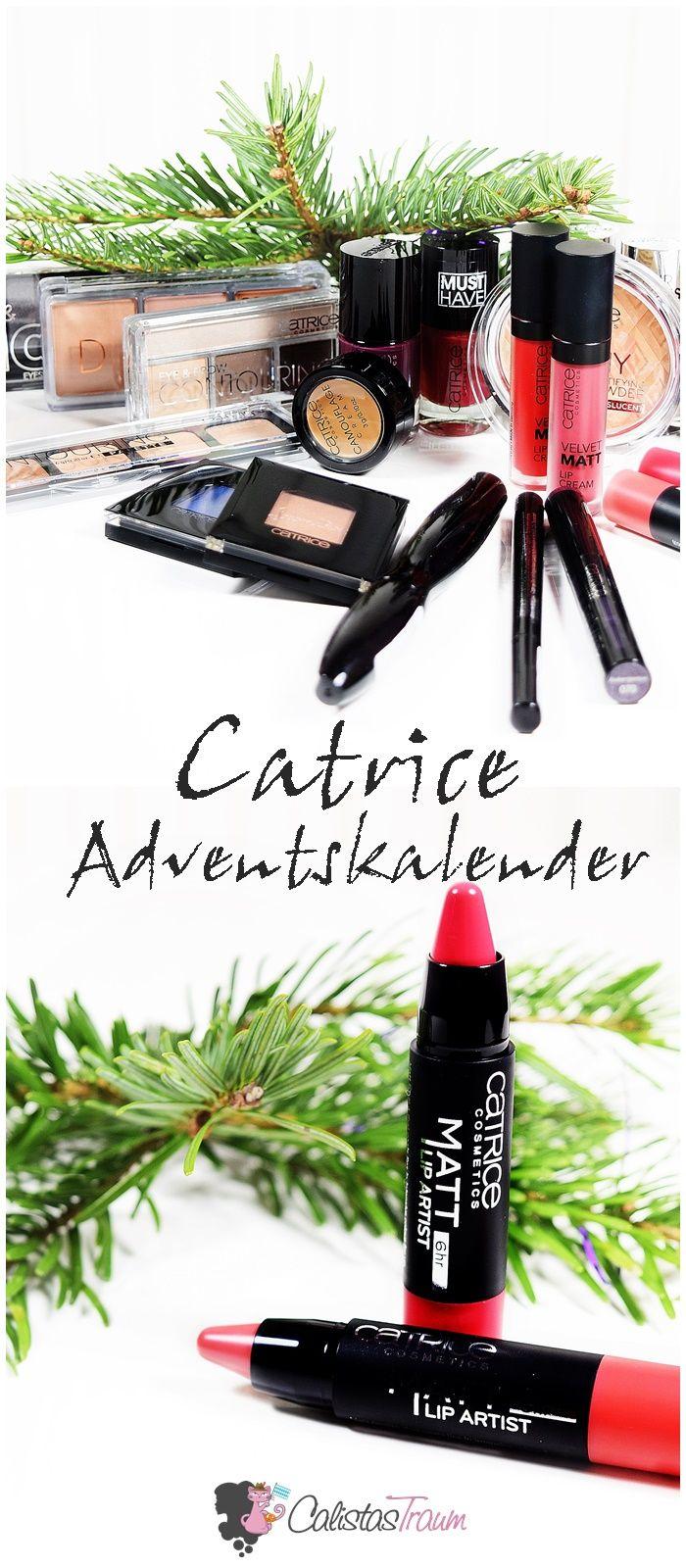 Catrice Adventskalender, Kalender Inhalt, Weihnachten