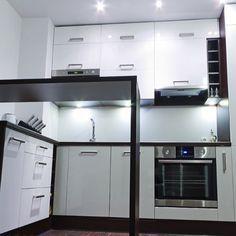 Ремонт кухни 6 кв. м: фото, идеи, варианты ремонта