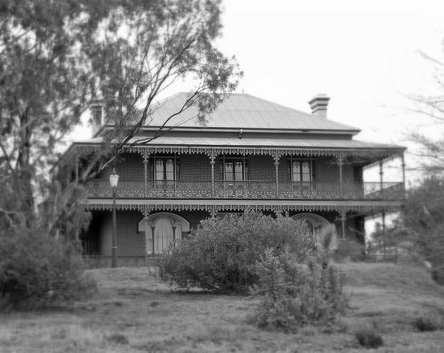 Boasting that it is Australia's most haunted location, The Monte Cristo Homestead is well known among investigators for activity such as apparitions, phantom voices, footsteps, and objects moving on their own. Mrs. Crawely was an original owner who was so attached to this place that she only left twice in the 23 years after her husband died, and now remains after her death.