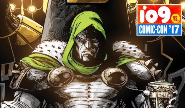Legions Noah Hawley Gives a Hint to His Next Movie: Doctor Doom.