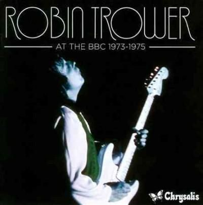 Robin Trower - At The BBC 1973-1975, Black