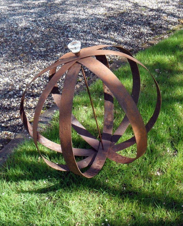 17 best images about cool stuff on pinterest home - Sculpture exterieure metal ...