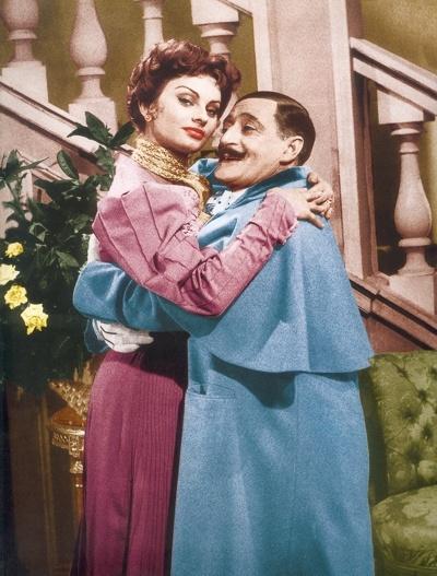 Sophia Loren & Totò