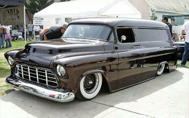 1951 Chevy Delivery Van