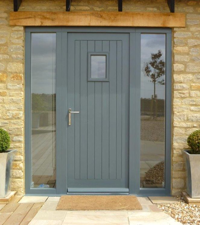 Mortice And Tenon Cottage Style Doorset Supplied By PDS