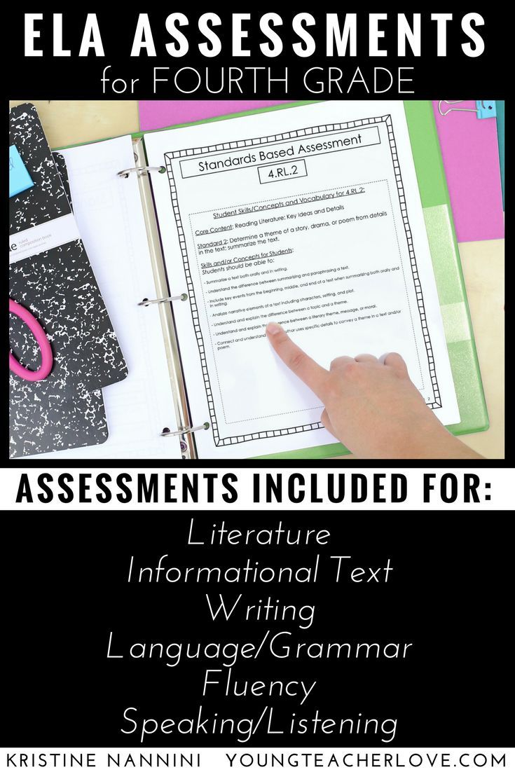4th Grade Ela Assessments Reading Comprehension Passages And