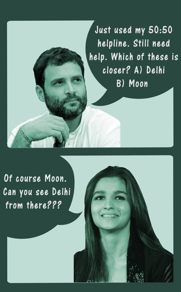 Alia Bhatt Jokes!