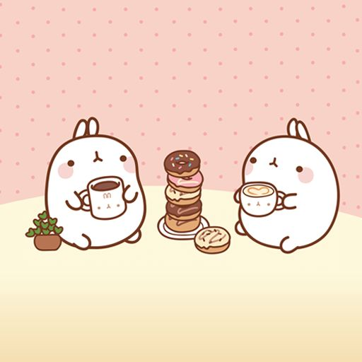 1000+ images about Molang ᵋ₍⚬ɷ⚬₎ᵌ on Pinterest | Kawaii ...