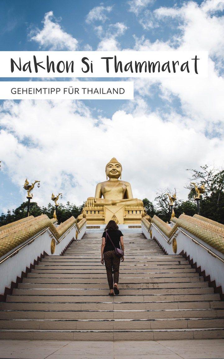 Tropfsteinhöhlen, einsame Strände und pinke Delfine: Die Provinz Nakhon Si Thammarat und die Orte Khanom und Sichon sind unser Geheimtipp für Thailand.