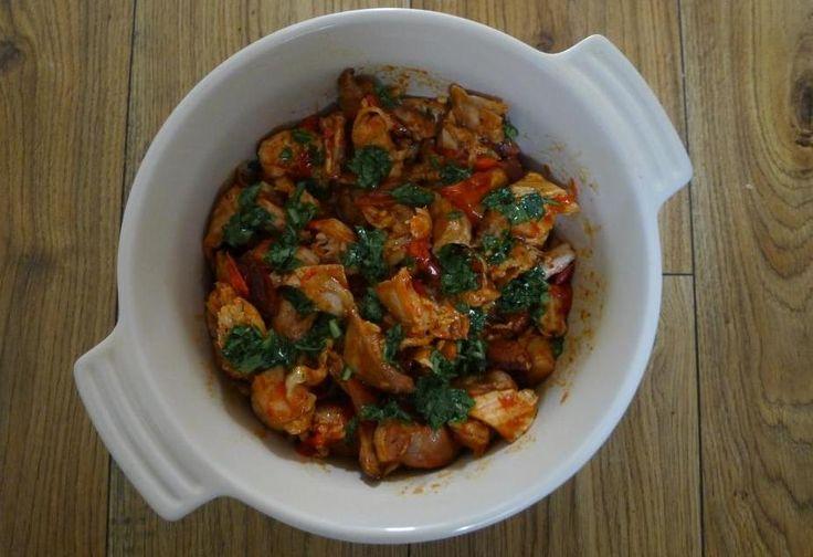 Spanish Chorizo and Rabbit Stew - Natural Kitchen Adventures